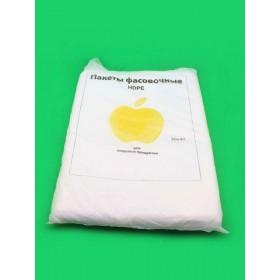 Пакет фасов. 30х40, 10мкм (Яблоко оранж) ФНД348