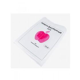 Пакет фасов. 30х40, 10мкм (Яблоко красное)ФНД392 (5ШТ)