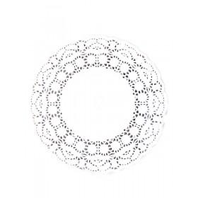 Салфетки ажурные круглые D=26cм (250шт)