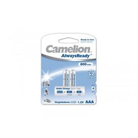 Аккумуляторы Camelion R03-2BL (800mAh)