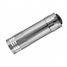 Фонарь светодиодный Ultra Flash 5-LED (3*R03, 5 LED, металлик)