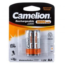 Аккумуляторы Camelion R06-2BL (2500mAh)