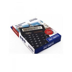 Калькулятор CITIZEN SDC888TII 12-разр. 205х159х27мм (004117)