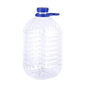 Бутылка  ПЭТ+ крышка 5,0л УПАК
