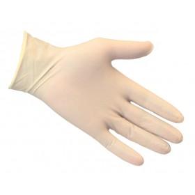 Перчатки латексные медицинские М