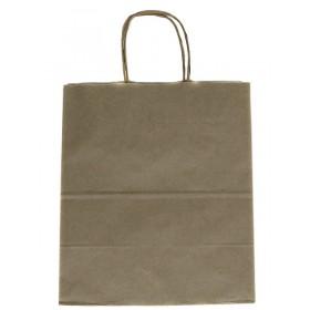 Пакет крафт 240х140х280 с ручками/009-000025-001
