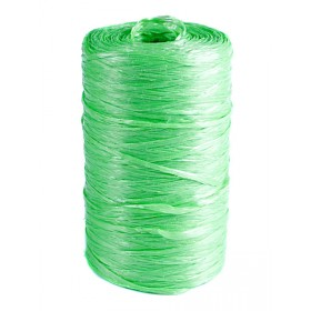 Нить полипропиленовая 250 текс по 300гр/желто-зеленый №8