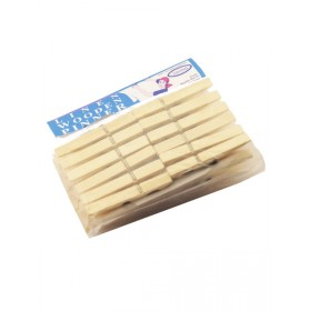 Прищепка бельевая деревянная (36 шт.)