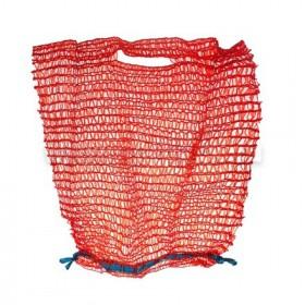 Сетка-мешок для овощей 21 х 31 (до 3кг) красная