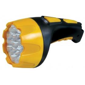Фонарь светодиодный Ultra Flash LED 3818 (220В, 7*8 LED, 2 режима)