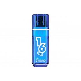 Флеш-накопитель 16GB Smart Buy Glossy синий