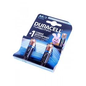 Элемент питания Duracell LR06-2BL Turbo
