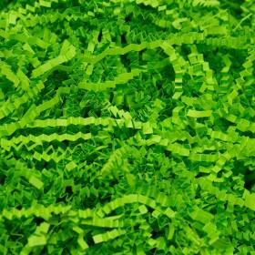 Наполнитель бумажный Волна 50гр зеленый