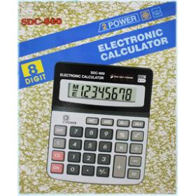 Калькулятор SDC-800 настол. 8 разр. 135*105*25мм