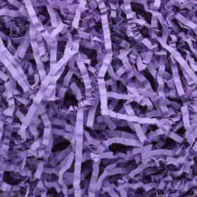 Наполнитель бумажный Волна 50гр фиолетовый