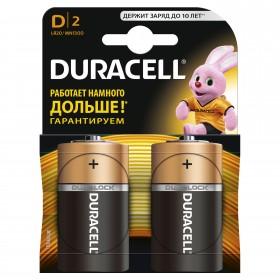 Элемент питания Duracell  C LR20-2BL