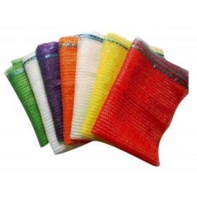 Сетка-мешок для овощей 25 х 39 (до 5кг) фиолетовая