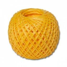 Шпагат полипропиленовый ПП 1600 текс по 0,2 кг желтый