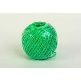 Шпагат полипропиленовый ПП 1600 текс по 0,2 кг зеленый