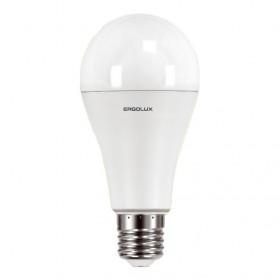 Лампа светодиодн. Ergolux LED G45-9W-Е27-4500К (холодный свет, шарик)