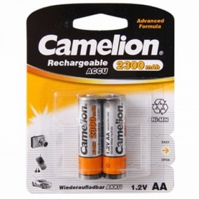 Аккумуляторы Camelion R06-2BL (2300mAh) РАСПРОДАЖА!!!
