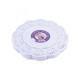 Салфетки ажурные круглые D=24cм (250шт)