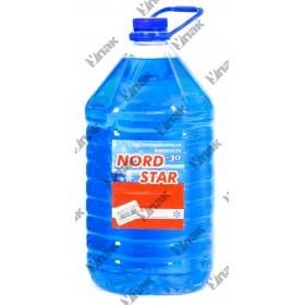 Жидкость омывающая незамерзающая 4,2л.