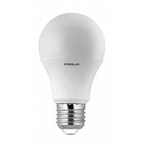 Лампа светодиодн. Ergolux LED A60-11W-Е27-4500К (холодный свет) ЦЕНА СНИЖЕНА!!!