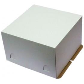 Коробка 300х300х190мм ЕВ190 белая