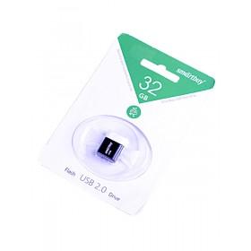 Флеш-накопитель 32GB Smart Buy LARA черный