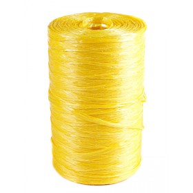 Нить полипропиленовая 250 текс по 300гр/желтый №31 (4215)