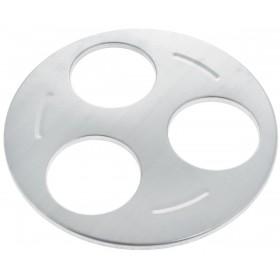 Крышка для стерилизации 3-х банок (оцинков.)