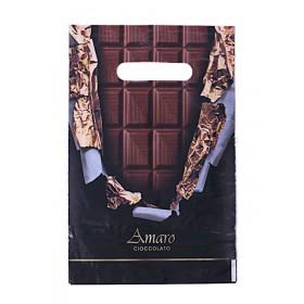 20х30 30мкм Ин ( Горький шоколад ) пакет прор.