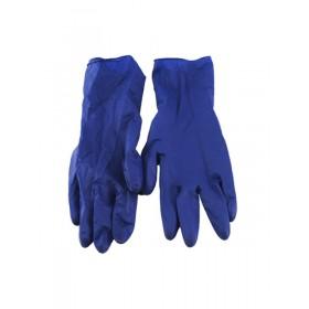 Перчатки латексные Gloves L прочные