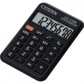 Калькулятор CITIZEN карман. LC110N/NR 8-разр. (000993? 268470)