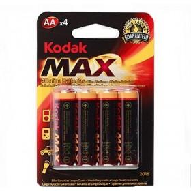Элемент питания Kodak max LR6-4BL