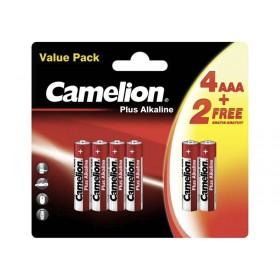 Элемент питания Camelion LR03-4+2BL АКЦИЯ!!!