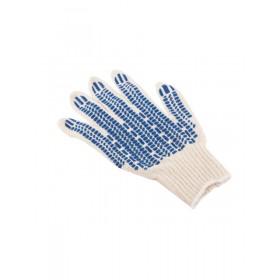 Перчатки 4-х нитка с ПВХ 10кл.