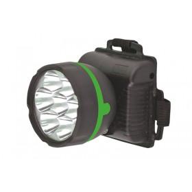 Фонарь налобный Ultra Flash 909 (7 LED, 1режим, 3*R6)