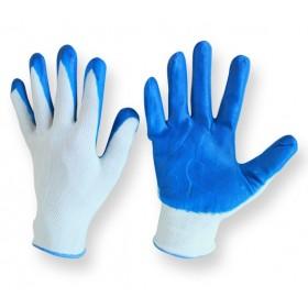 Перчатки нейлоновые с нитрильно-латексным покрытием СРР