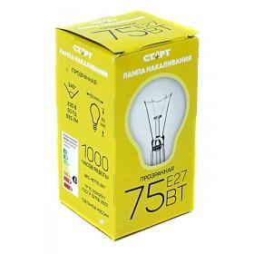Лампа (ЛОН) СТАРТ A55 75/E27