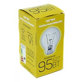 Лампа (ЛОН) СТАРТ A55 95/E27